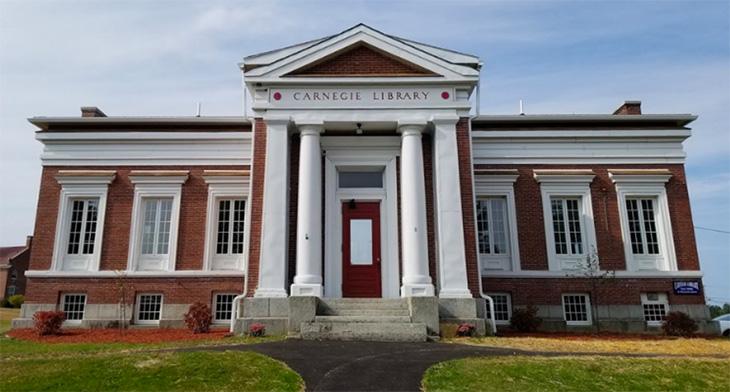 Carnegie Library: Good Will-Hinckley