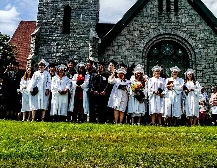 MeANS graduating class 2015